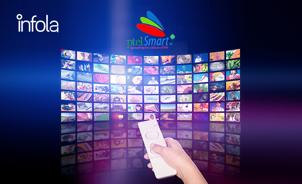 ptcl internet packages and smart tv