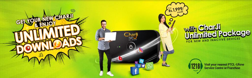 PTCL Bill 2019 Download